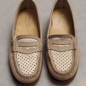 Bass Weejuns Colorblock Loafers
